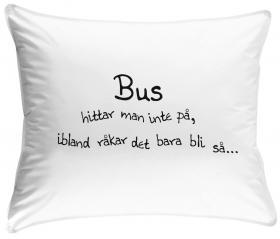 Örngott -Bus