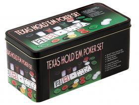 Texas hold 'em pokerspel