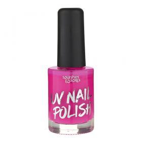 UV Nagellack -Rosa