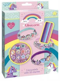 Unicorn armband & berlocker