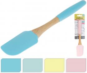 Siliconspatel -pastell