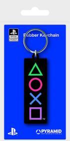 Nyckelring -Playstation shapes