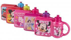 Lunchbox och flaska Disney