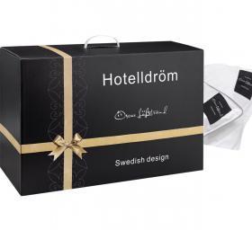 Hotelldröm - Kudde & täcke