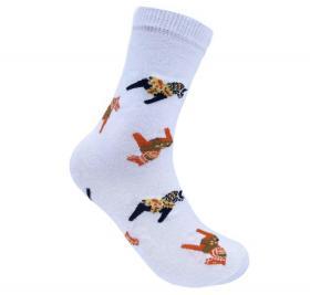 Socks by Oscar Löfstrand 36/40 (Dalahästar)