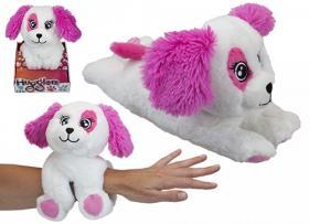 Mjukisdjur med Snapband -Hund