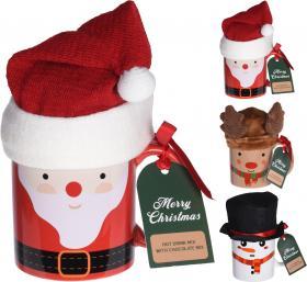 Julmugg med chokladmix