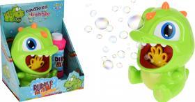 Såpbubblemaskin -Dino