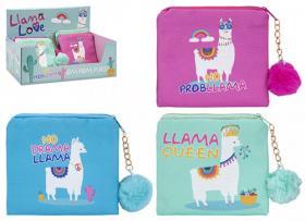 Plånbok -en Lama