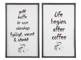 Tavla -Kaffe