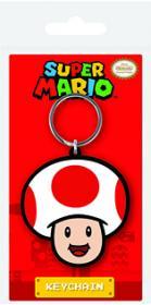 Nyckelring -Super Mario Mushroom