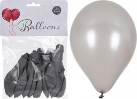 Ballong i 10-pack -Silver