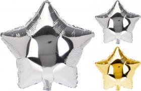 Folieballong -Stjärna