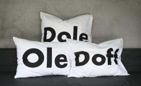 Örngott 3-pack Ole, Dole, Doff