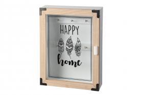 Nyckelskåp -HAPPY home