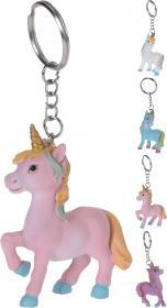 Nyckelring -Unicorn