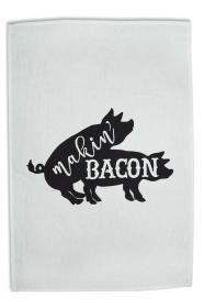 Kökshandduk - Makin' Bacon