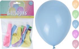 Ballonger pastellfärger 10-pack