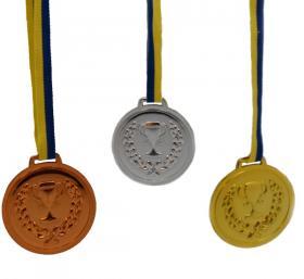 Medaljer i 6-pack
