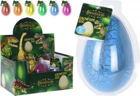 Ägg -Växande Dinosaurie