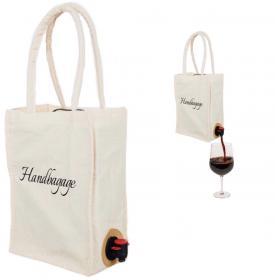 Bag in box väska -Handbagage