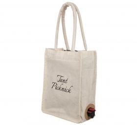 Bag in box väska -Tantpicknick
