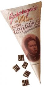 Strut med kaffekarameller 100g