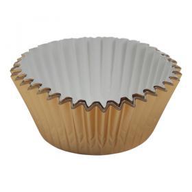 Muffinsformar -Guld