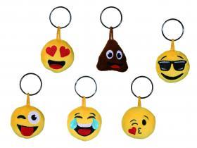Nyckelring -Emoji