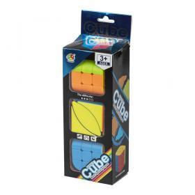 Presentset för genier 3-pack -Cube