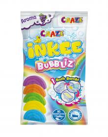 Badbomb -Bubbliz Regnbåge