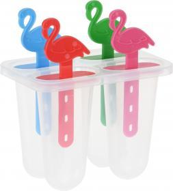 Glassformar -Flamingos