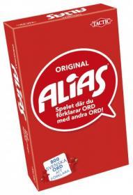 Spel -Alias