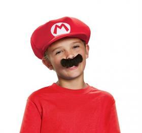 Maskeradkläder Mario (barn)