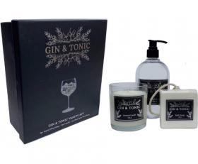 Presentset -Gin & Tonic