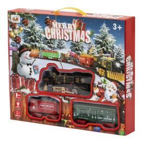 Tomtens elektriska jultåg