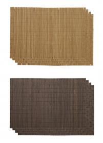 Bordstabletter bambu