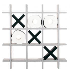 Toalettpappershållare -Tre i rad