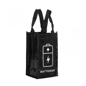Recycle bag -Batterier