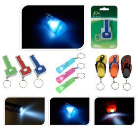 Nyckelring med Lampa