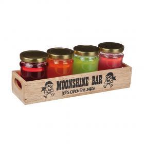 Dryckesset -Moonshine bar