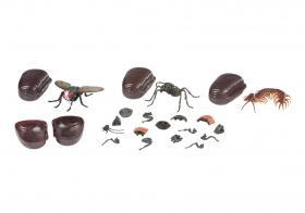 Insektspussel i 3D