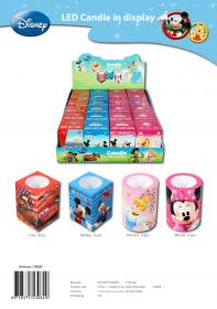 Batteriljus Disney
