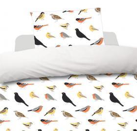 Bäddset -Svenska fåglar