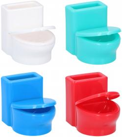 Skrivbordsorganisatör -Toalettstol