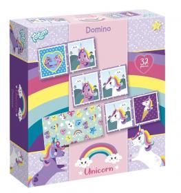 Dominospel -Unicorn