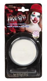 Vit ansiktsfärg
