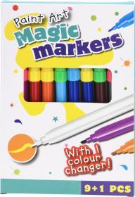 Magiska filtpennor