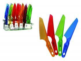 Grönsakskniv i plast