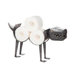 Toalettpappershållare -Dinosaurie